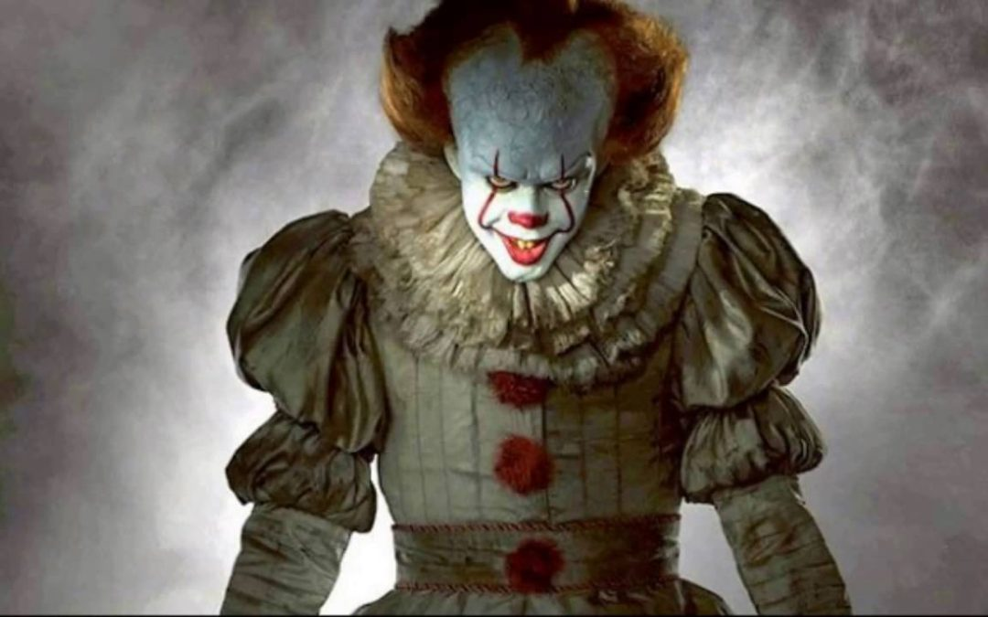 A review of Stephen King's 'It' by someone who really didn't want to see it
