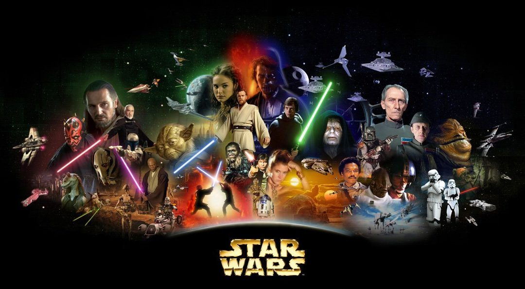 What is the perfect movie order to enjoy a 'Star Wars' marathon