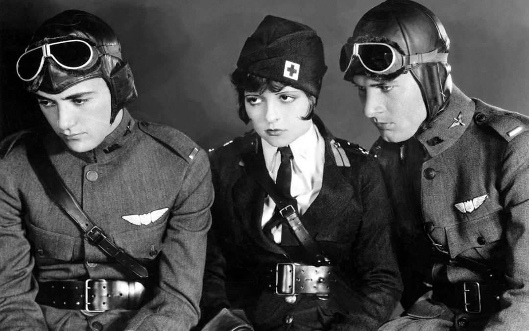 Retro movie review: 1927 'Wings' soars as first Academy Award