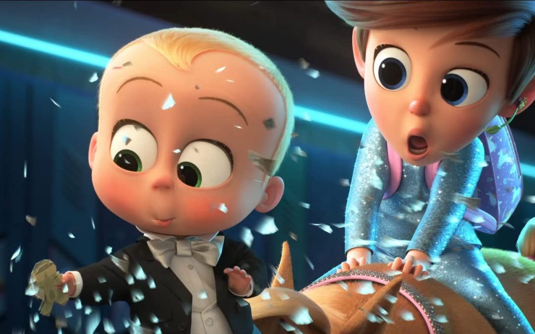 The Boss Baby is Back!