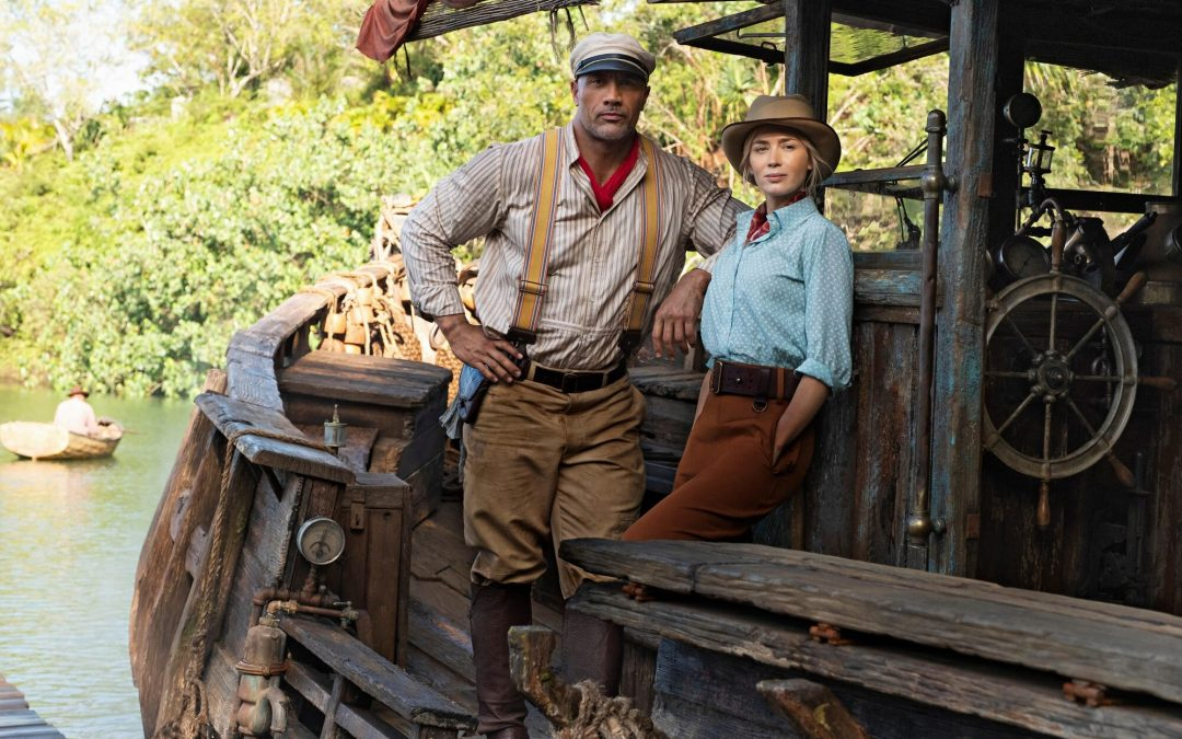 'Jungle Cruise' spends too much time on cruise control