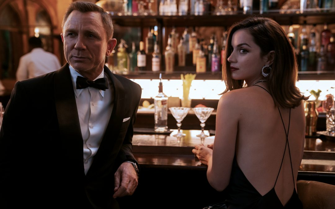 Epic 'No Time to Die' celebrates Bond's past, and points to an ambiguous future
